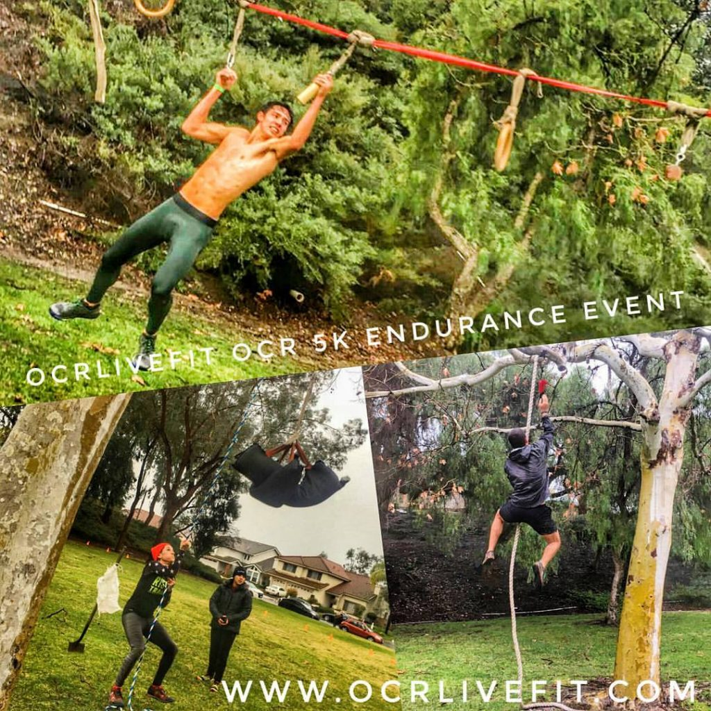 Ocrlivefit OCR Endurance 5k @ Diamond Bar | California | United States
