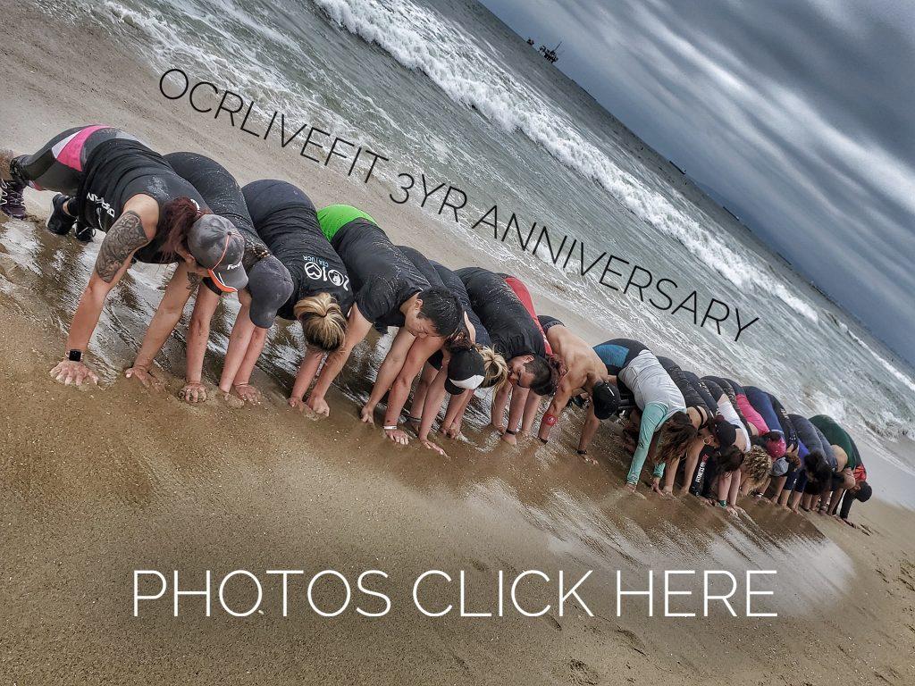 OCRLiveFit 3 YR ANNIVERSARY PHOTOS CLICK BELOW